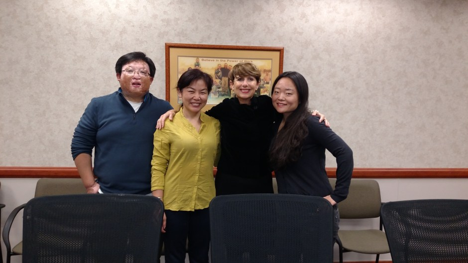 IVLP chinese visitors at goodwill