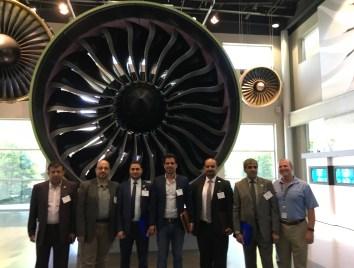 GE Aviation Tour