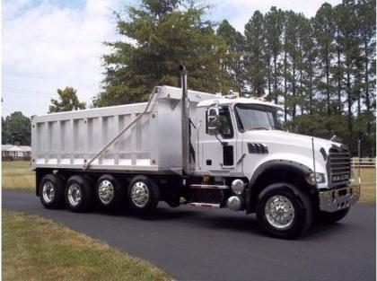2009 Mack Dump Truck Wiring Schematic Diagram