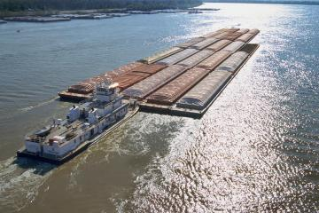 towboats-and-barges-on-the-mississippi-garry-mcmichael