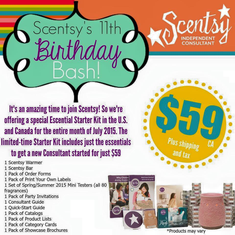 Join Scentsy – Scentsy Party Invitations