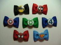 Superhero Bow Ties [pic] - Global Geek News