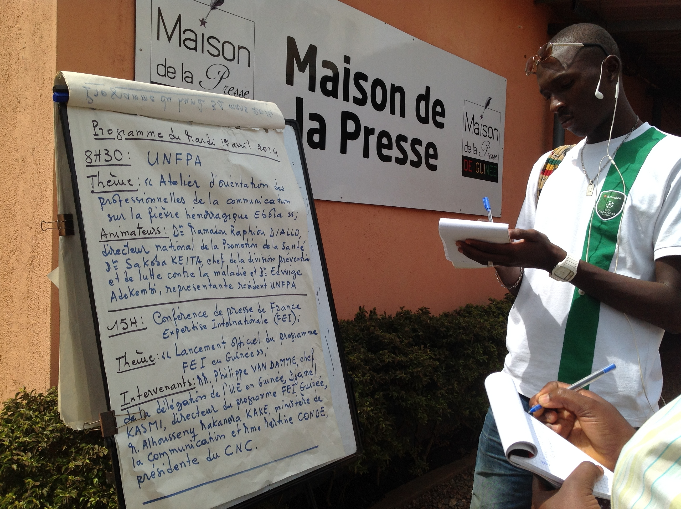 Prevention-maison.fr How To Share Info Saves Lives Ebola Outbreak In West Africa