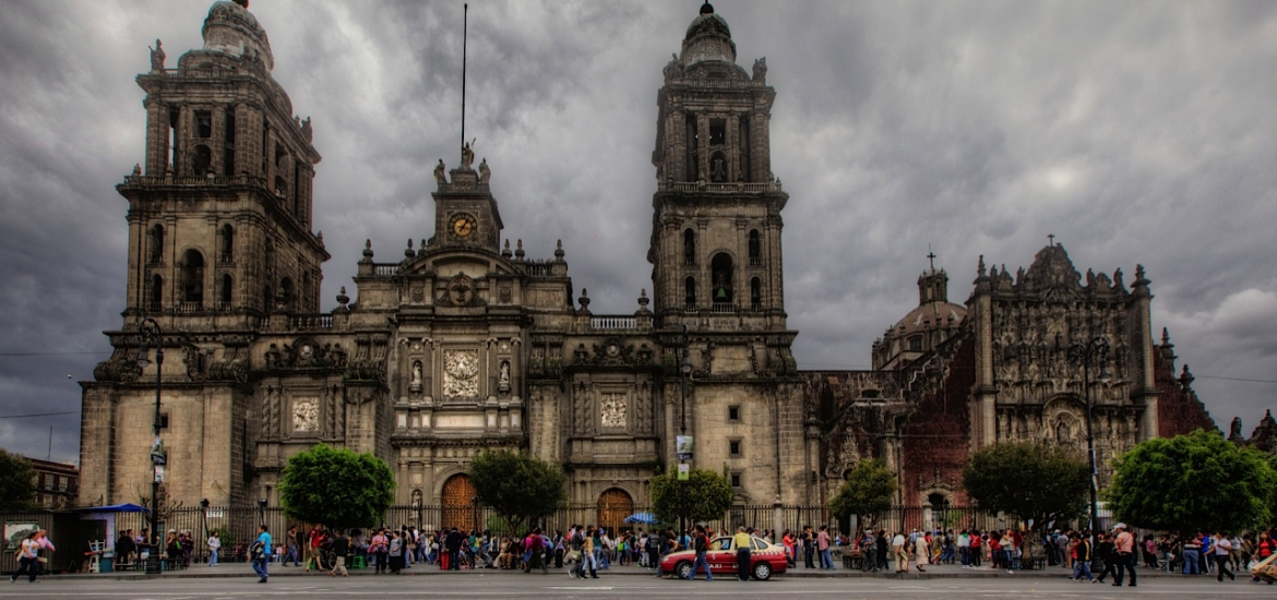 Mexico City - DF - Catedral - Version 2