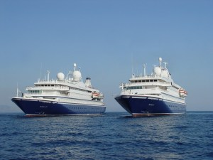 Seadream I and II