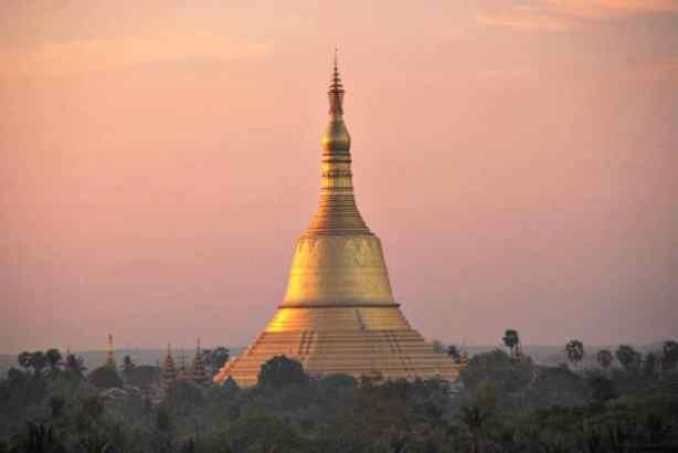 Burma Bound