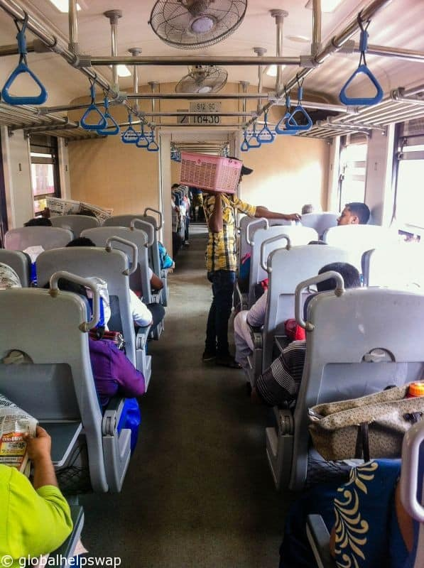 travel from Colombo to Galle