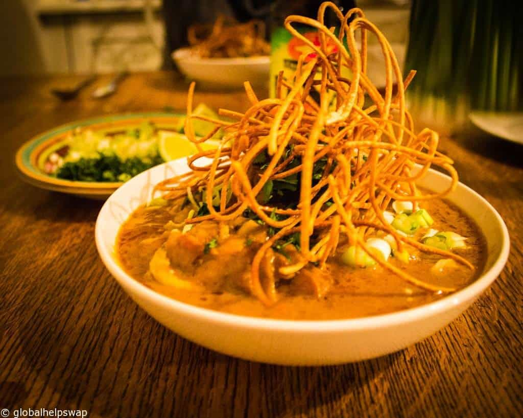 Global recipe swap khao soi recipe globalhelpswap for What is the soi