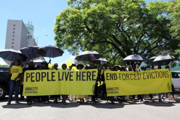 Zimbabawe - Amnesty International