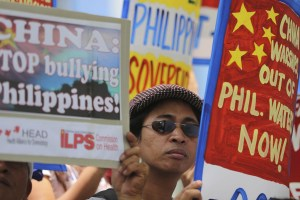 Philippines South China Sea Disputed Shoal