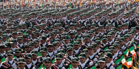 APTOPIX Mideast Iran Military Parade