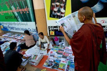 Myanmar New Newspapers
