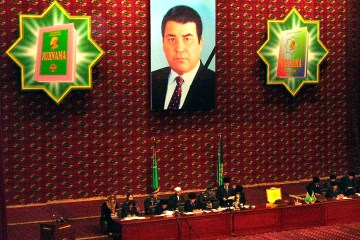 TURKMENISTAN ELECTION