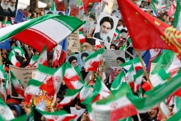 APTOPIX Mideast Iran US