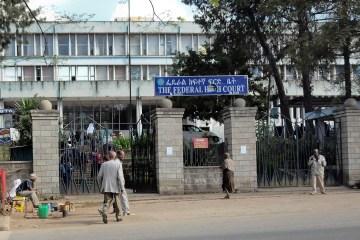 Ethiopia Journalists