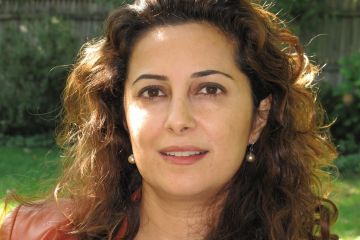 Nazila Fathi (courtesy)