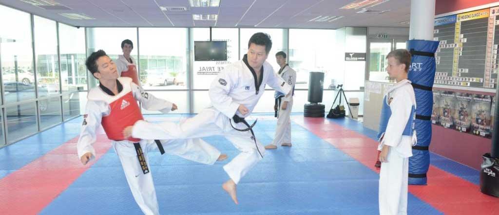 Global Martial Arts Taekwondo WTF TKD Auckland North Shore