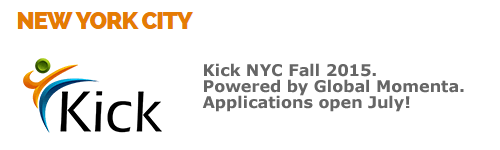 Kick NYC Fall 2015