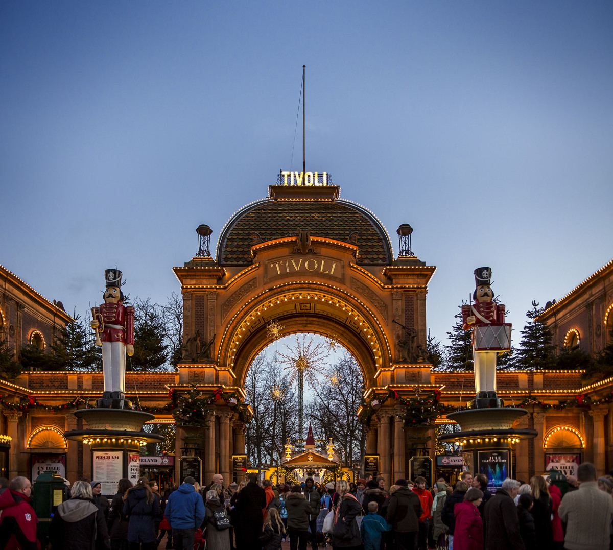 Tivoli Rome Weather A Sprinkle Of Winter Magic At Tivoli Gardens Copenhagen