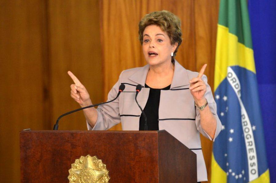 Brazilian President Dilma Rousseff (Antonio Cruz/Agência Brasil)