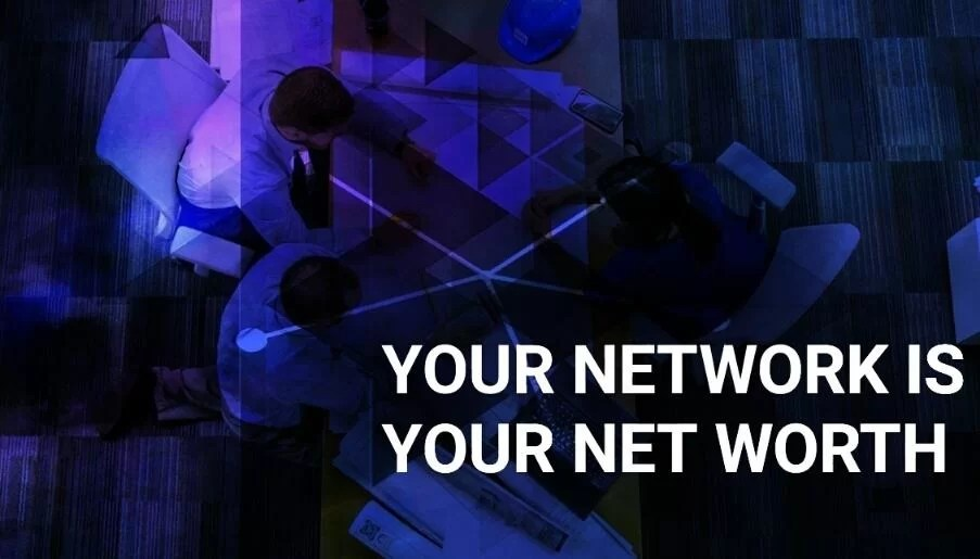 Your Business Network is Your Net Worth - GLOBAL SUPPLY CHAIN