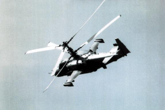 Aviation Aircraft Ka-50 Hokum Black Shark / Werewolf