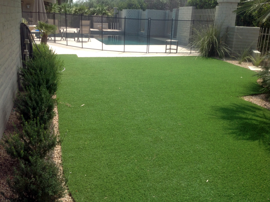 Tucson Architects Artificial Turf Swimming Pool Install Payson, Arizona