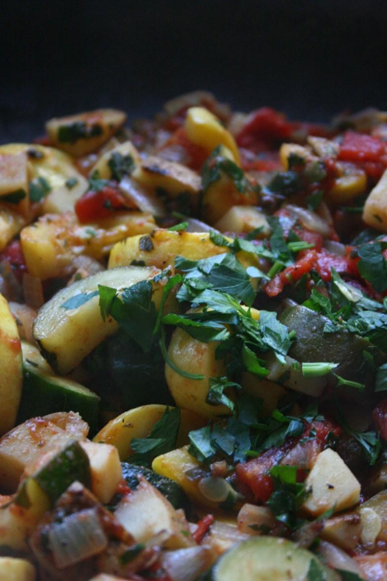 Albanian Vegetables