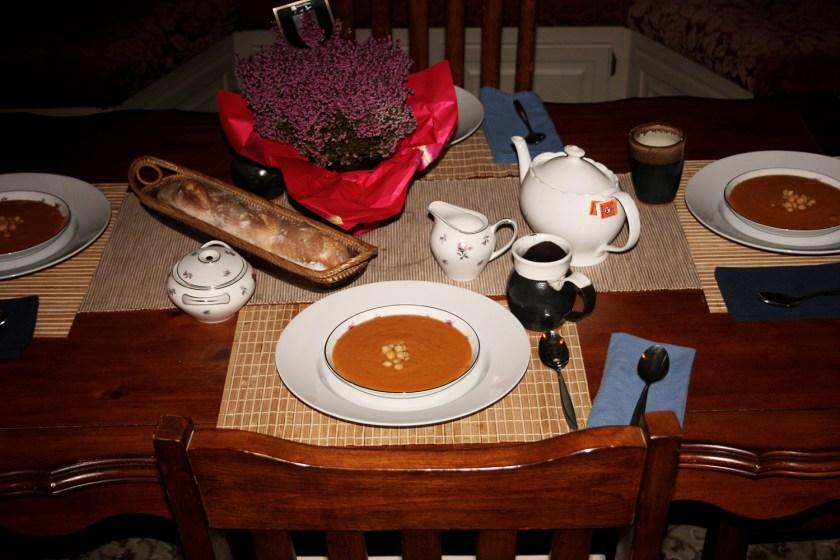 Spicy Chickpea Soup (Hummus Bi'l Kammun) Recipe — Dishmaps