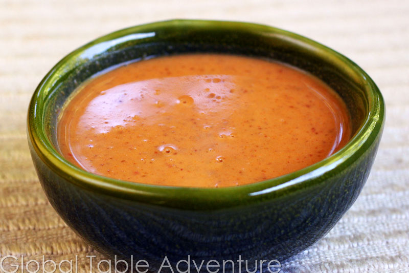 West African Peanut Sauce | Global Table Adventure