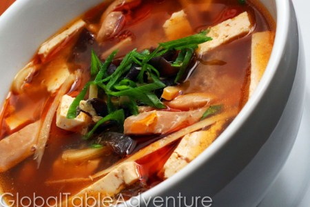 soup sour soup cantonese style hot and sour soup hot and sour sichuan ...