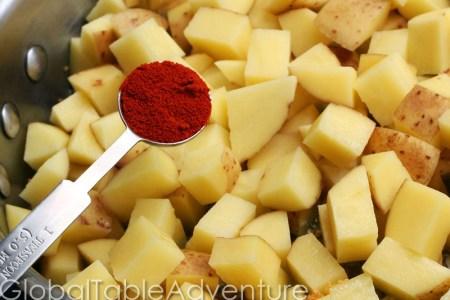 Costa Rican Potatoes | Gallitos de Papa | Global Table Adventure