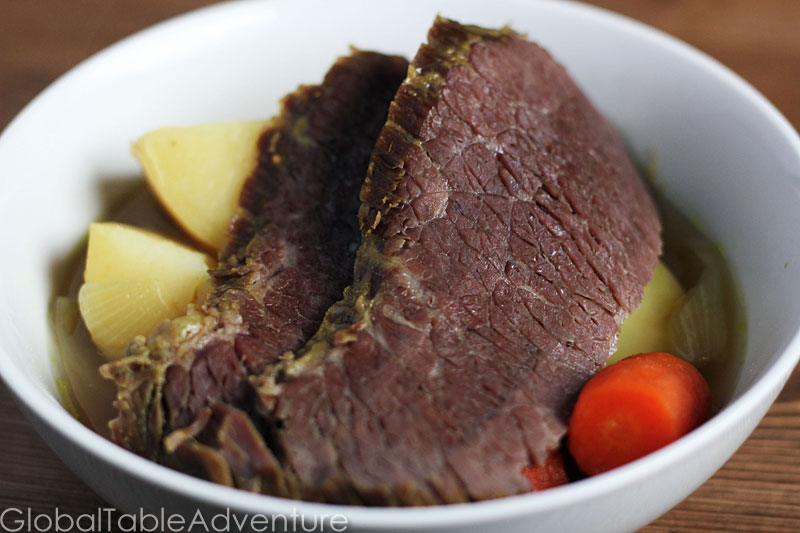 Fijian Curried Corned Beef | Global Table Adventure