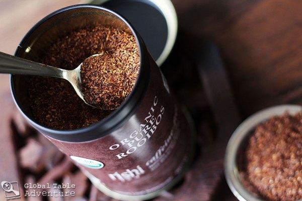 Red Rooibos Latte | Global Table Adventure