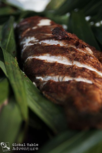 Roasted Whole Fish from the Maldives | Fihunu Mas | Global Table ...