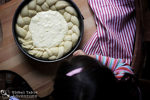 Romanian Easter Bread | Pasca | Global Table Adventure