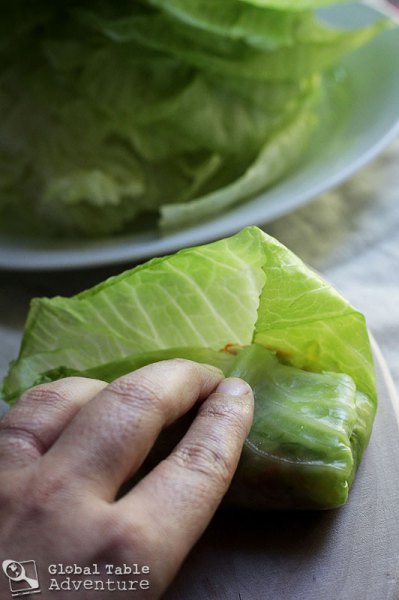 Romanian Stuffed Cabbage Leaves | Sarmale | Global Table ...
