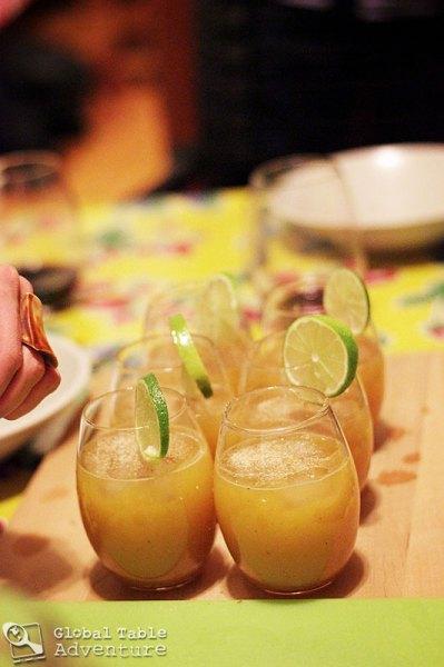 Killer Bee Cocktail with Black Pepper & Nutmeg   Global ...