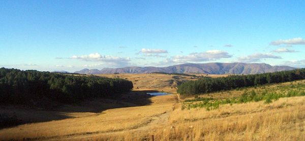 Swazi Panorama... Photo by Sara Atkins.