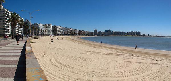 Beach in Uruguay. Photo by José Porras.