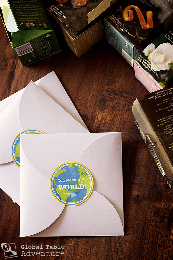 "18 DIY ""You mean the World to me"" Gifts for as little as $1.22 each for teachers, friends, and more!"