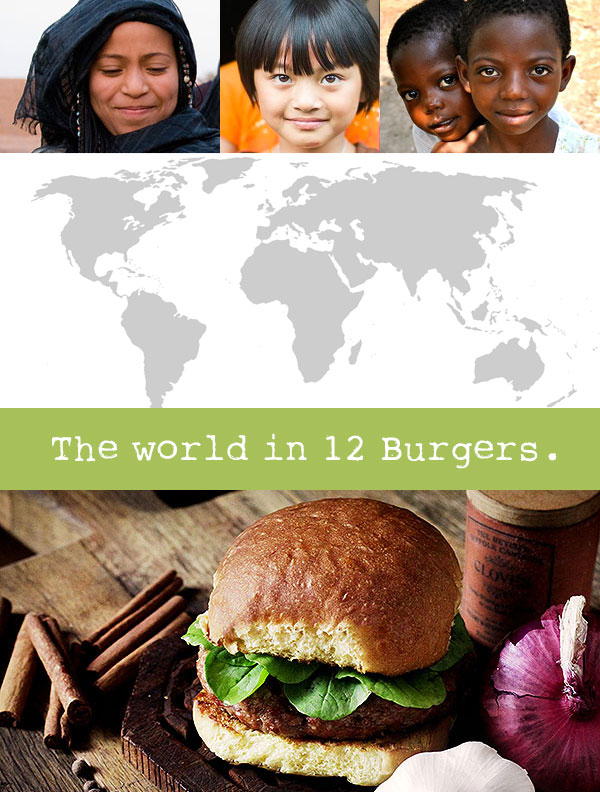 The World in 12 Burgers: African Edition!