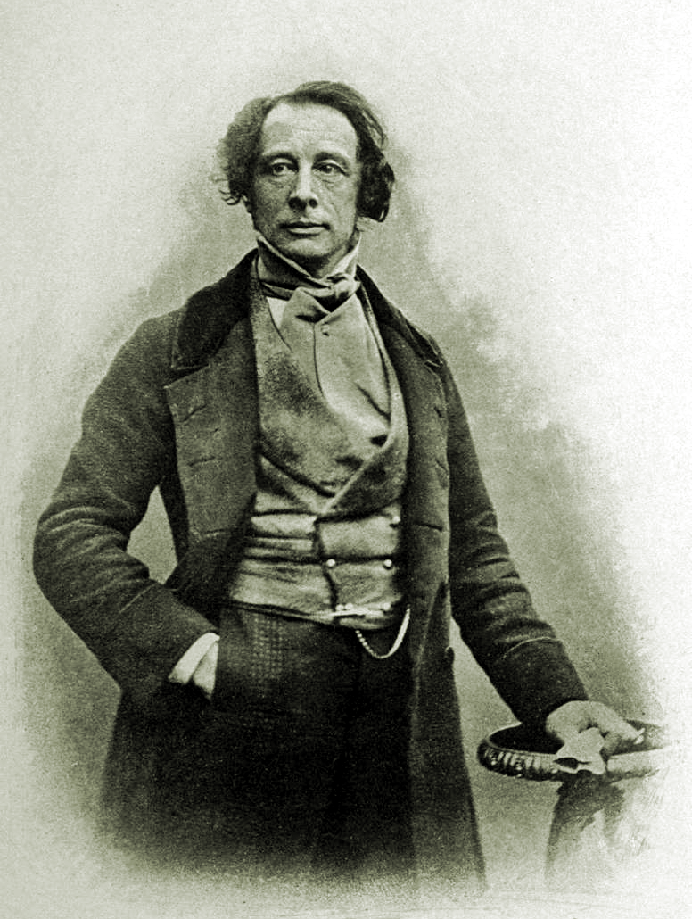 """Charles Dickens by Antoine Claudet, 1852"" by Antoine Francois Jean Claudet - Library Company of Philadelphia. Licensed under Public Domain via Wikimedia Commons - https://commons.wikimedia.org/wiki/File:Charles_Dickens_by_Antoine_Claudet,_1852.png#/media/File:Charles_Dickens_by_Antoine_Claudet,_1852.png"