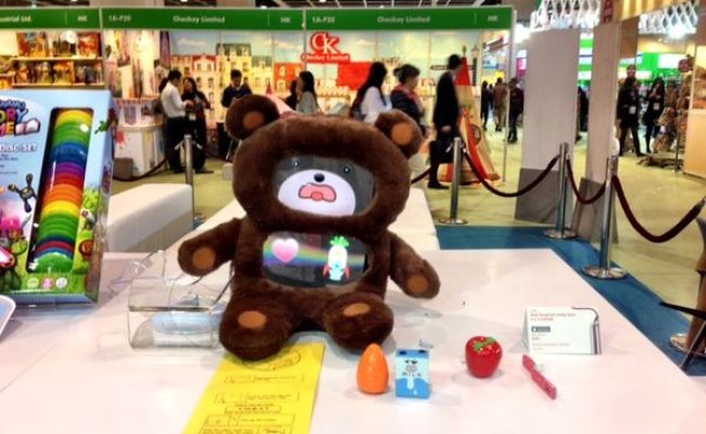 Hong Kong Toys Fair The Rise Of Technology In Toys