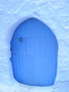 chefchaouen porta
