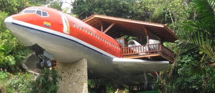 10 Hotel più strani del mondo: Hotel Costa Verde