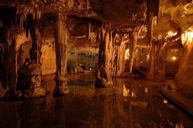 Le Grotte di Nettuno