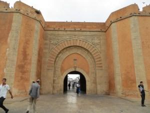 Cosa vedere a Rabat: La porta di Bab el Had