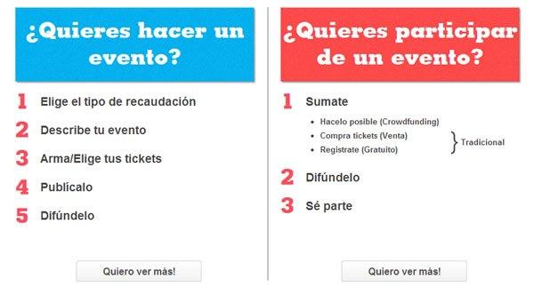 Eventdoo Soluciona íntegramente la realización, venta de entradas y - como hacer boletos para un evento