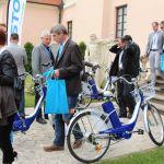 Prezentacja rowerów elektrycznych